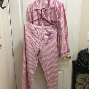 Victoria's Secret brand new 2 piece cotton pajamas